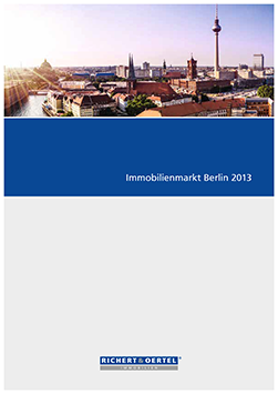 Market report Berlin 2013