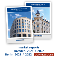 Real Estate Dresden: Market reports